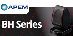 BH series single axis joysticks from APEM