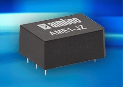 1, 2 and 3 watt UL listed AC-DC converters designed for a multitude of applications