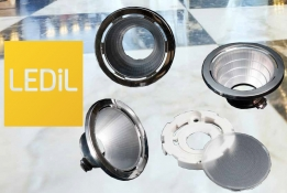 MIRELLA-G2 from LEDiL – new offer from 50mm system reflector family for small COB`s