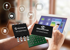 Low-Voltage 64 Megabit Serial Quad I/O™ SuperFlash® Memory from Microchip Improves Power Consumption in Battery-Powered Devices