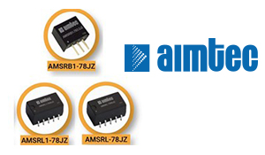 Aimtec Expands its Switching Regulator Offering by Introducing Three New Series