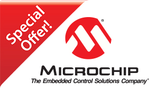Microchip Developments Tools - Special Offer!